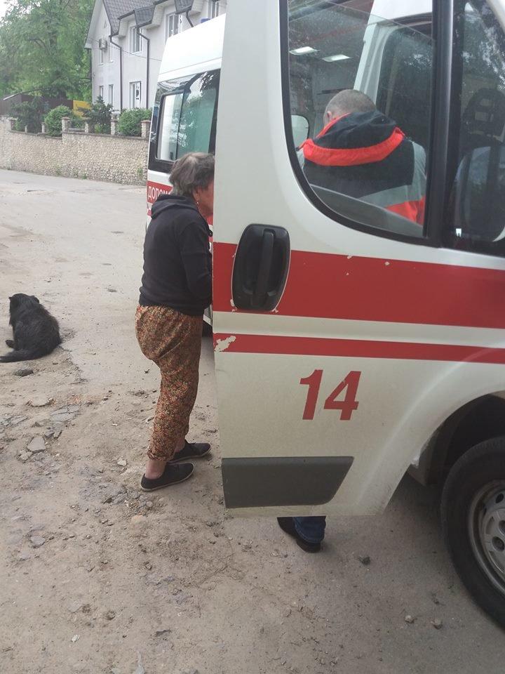"""У Тернополі на """"Дружбі"""" собаки розірвали руку 90-річній бабусі (фото), фото-1"""