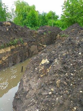 Тернополяни скаржаться на водоканал через те, що на Білогірській ні перейти, ні переїхати (ФОТО), фото-2