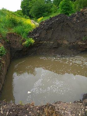 Тернополяни скаржаться на водоканал через те, що на Білогірській ні перейти, ні переїхати (ФОТО), фото-7