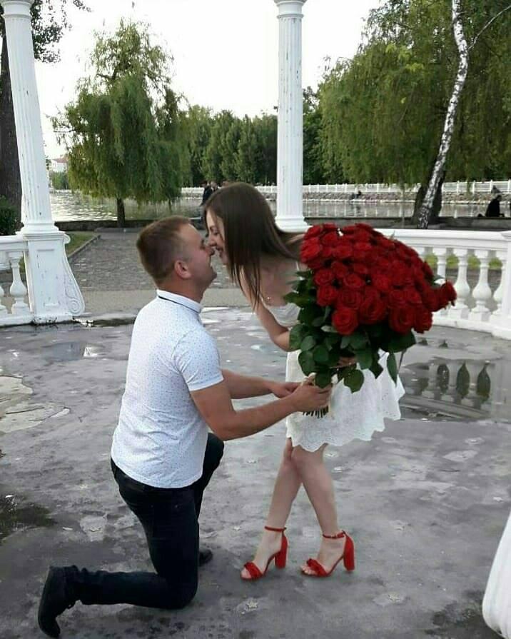 """Букет троянд та довгоочікуване """"так"""", — освідчення у Тернополі на """"Острівку кохання"""" (ФОТО+ВІДЕО), фото-2"""