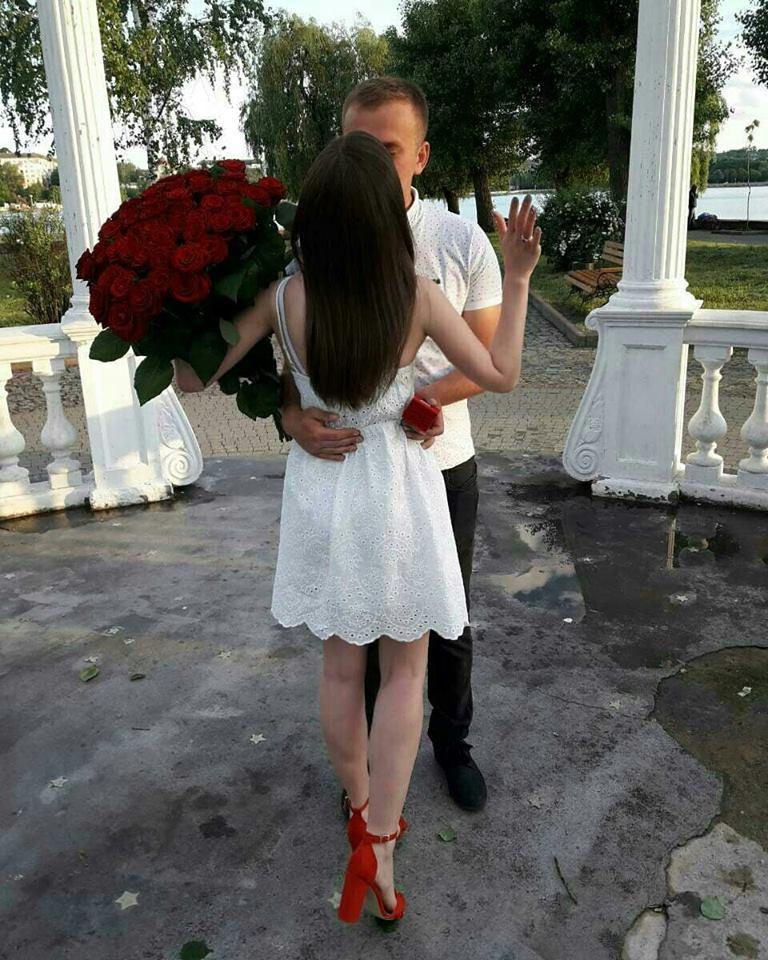 """Букет троянд та довгоочікуване """"так"""", — освідчення у Тернополі на """"Острівку кохання"""" (ФОТО+ВІДЕО), фото-3"""