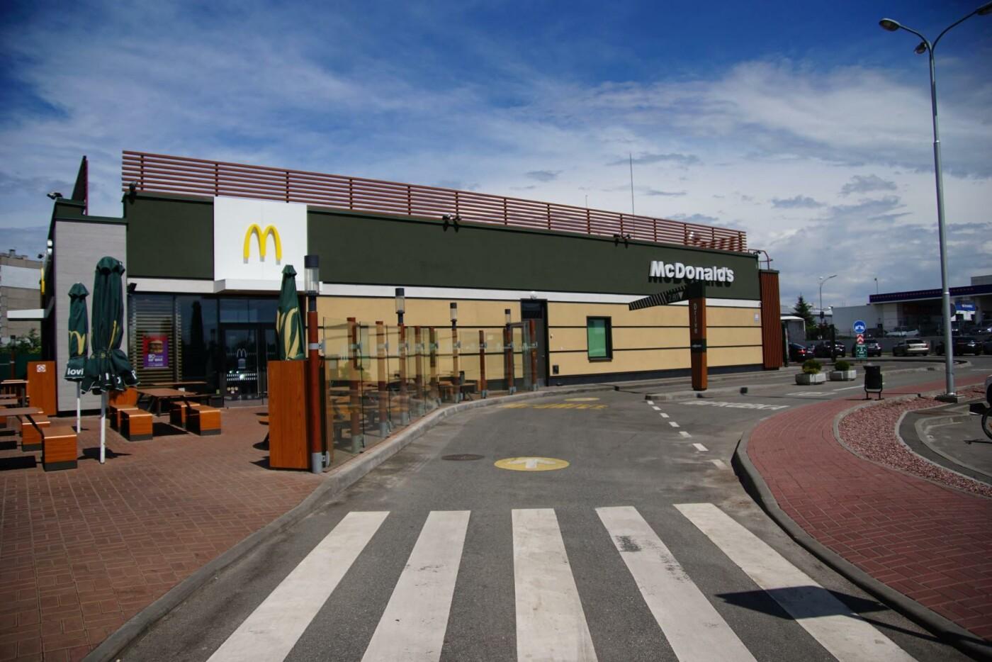 Стало відомо, коли в Тернополі планують офіційне відкриття «МакДональдзу» (ФОТО), фото-2