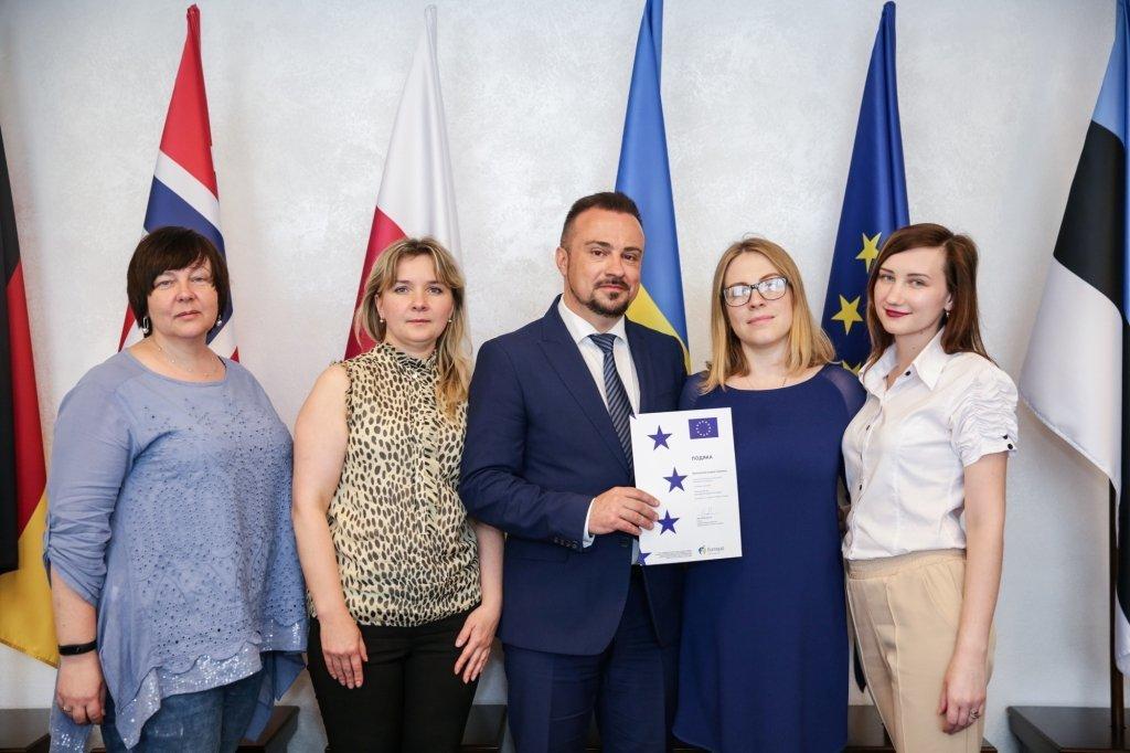 На базі ТНЕУ відбувся «День кар'єри ЄС», фото-1