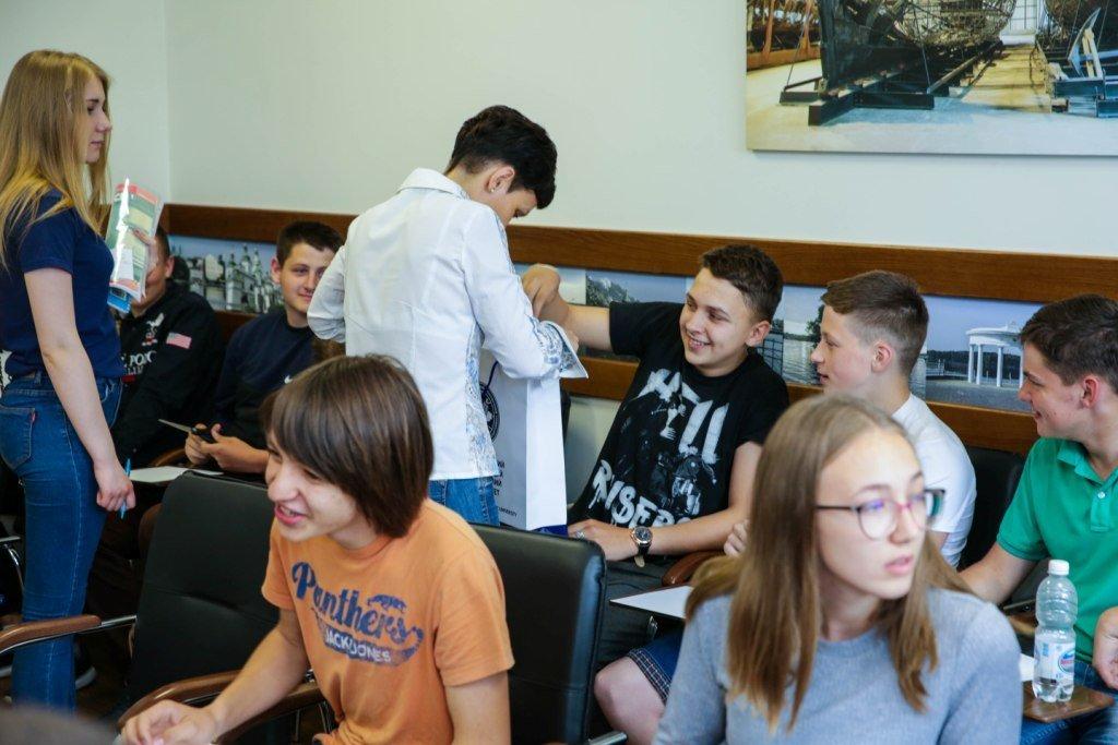 На базі ТНЕУ відбувся «День кар'єри ЄС», фото-14