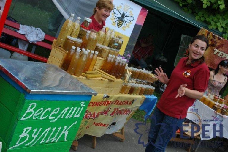 Ентофестиваль бджільництва стартував у Тернополі (фото), фото-3