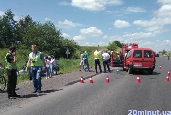 На Зелені свята в аварії на Тернопільщині покалічились шестеро осіб: серед них - двоє дітей (ФОТО), фото-5