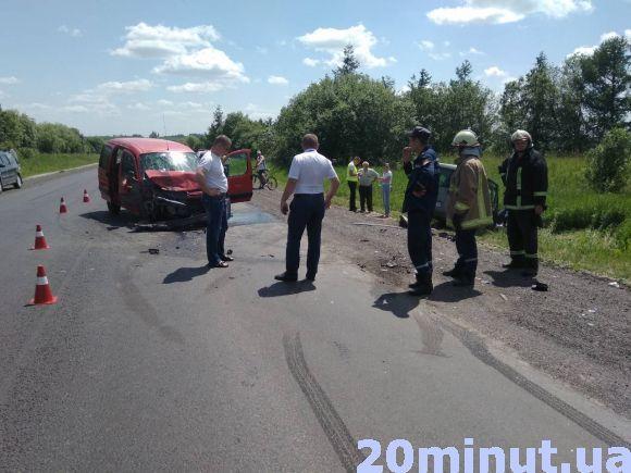 На Зелені свята в аварії на Тернопільщині покалічились шестеро осіб: серед них - двоє дітей (ФОТО), фото-6