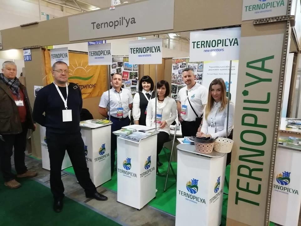 Туристичний потенціал Тернопілля представили на міжнародній виставці UITM'2018 (Фото), фото-3