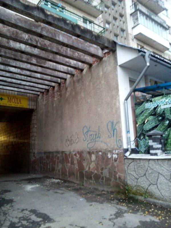 У Тернополі продовжують демонтувати незаконну рекламу (фото), фото-2