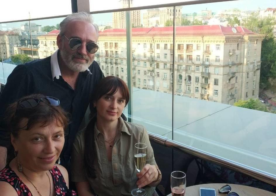 """Колишній тернополянин став """"коханим"""" Анастасії Приходько (відео), фото-1"""