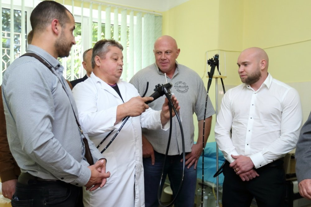 В тернопільській лікарні з`явилося високоякісне медичне обладнання (фото), фото-2