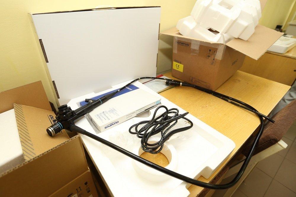 В тернопільській лікарні з`явилося високоякісне медичне обладнання (фото), фото-1