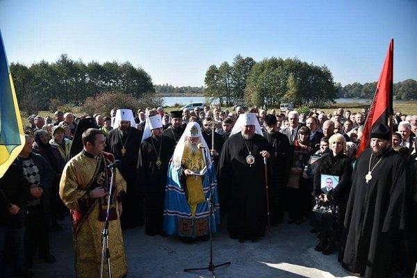 Святійший Філарет на Кременеччині: Те, за що ми боролися 25 років, отримало перемогу! (фото), фото-4