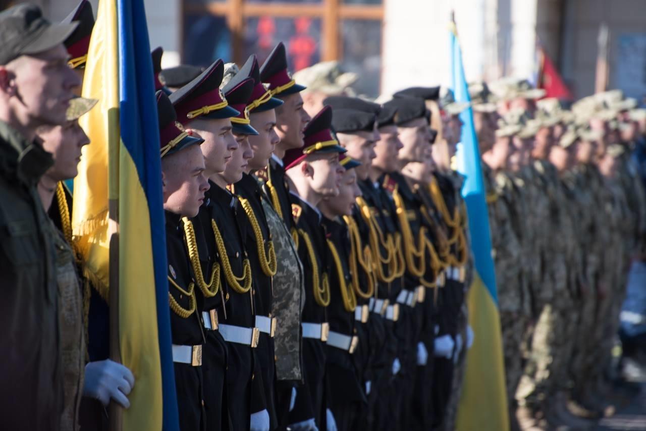 Степан Барна: Тернопільщина здатна формувати майбутню еліту Збройних сил України (Фото, відео), фото-2