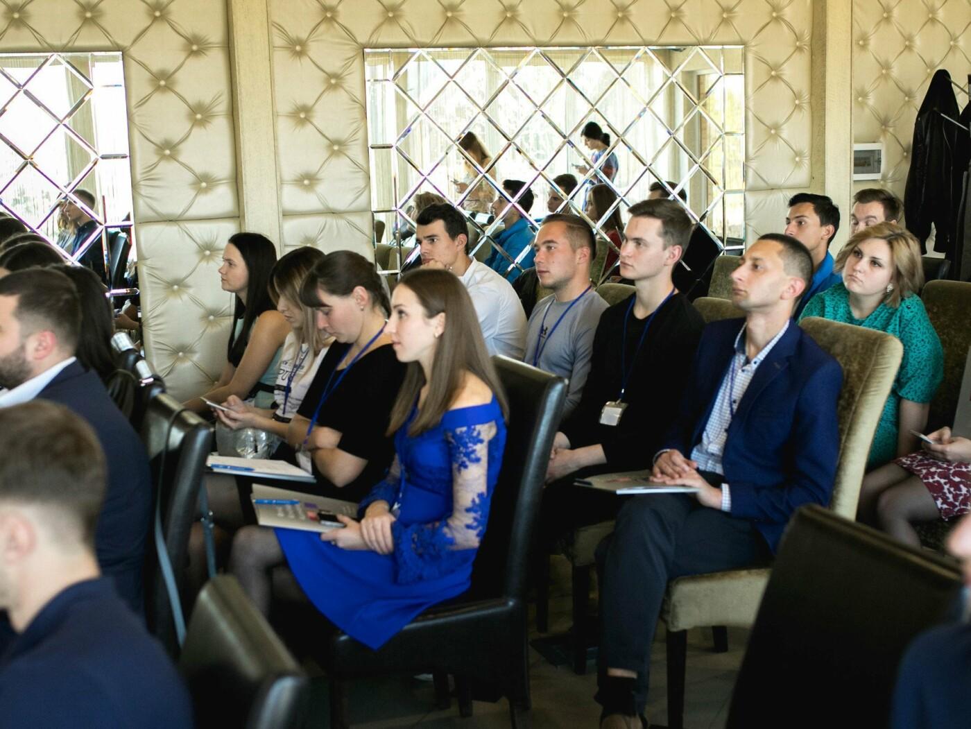 У Тернополі молодіжні лідери із п'яти областей вивчали європейський досвід впровадження реформ, фото-2