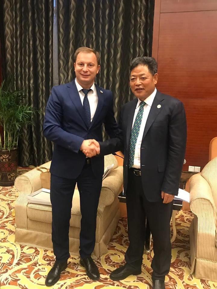 Бізнес-саміт у Китаї: Тернопіль і Бучач вступили до альянсу міст «Шовкового шляху», фото-3