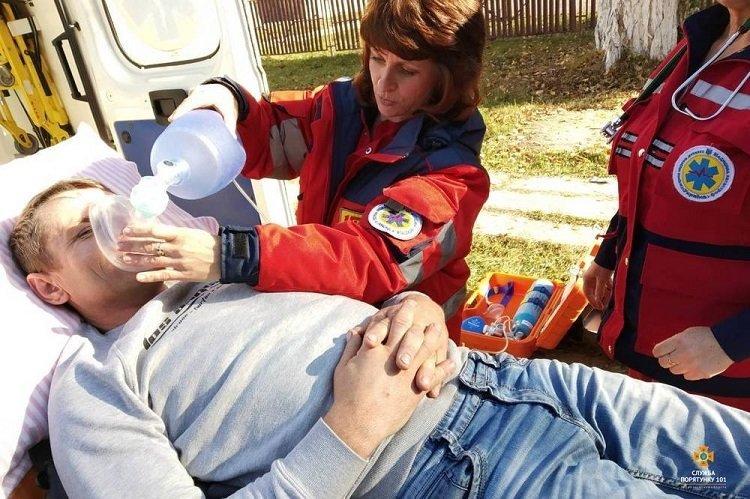 На Тернопільщині горів гуртожиток, евакуювали 70 людей (ФОТО), фото-2