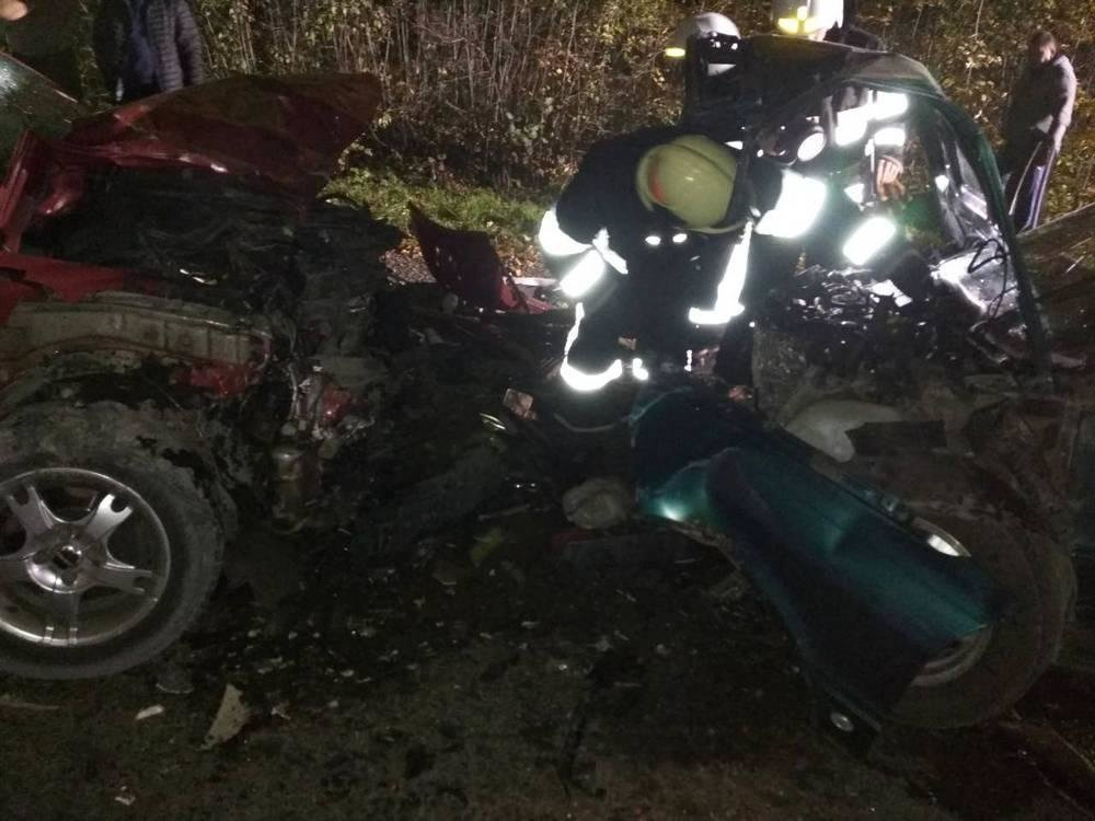 На Тернопільщині сталася ДТП: постраждало семеро людей (ФОТО) , фото-2