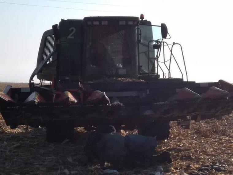 Комбайнер залишив ціле село на Тернопільщині без електроенергії, фото-2