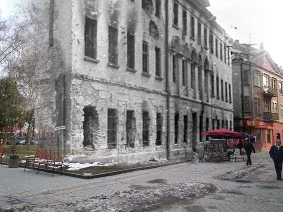 Скоро в Тернополі з'явиться ще одна принада для туристів: вже залито фундамент під п'єдестал макету зниклої будівлі (ФОТО), фото-3