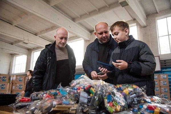Перші класи шкіл Тернопільщини забезпечили наборами LEGO PlayBox (фото), фото-2