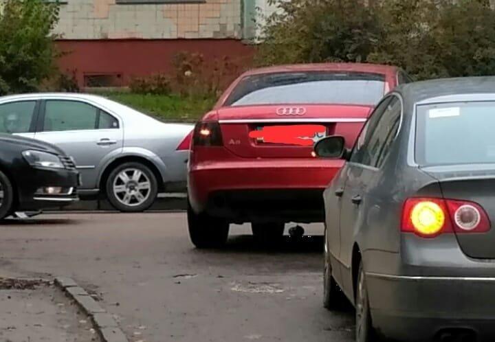 У Тернополі на Бамі автомобіль збив велосипедиста (ФОТО), фото-1