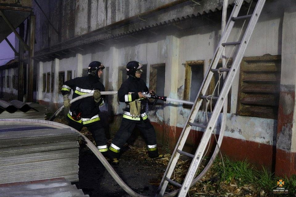 На Тернопільщині від ночі не можуть погасити масштабну пожежу (фото), фото-7