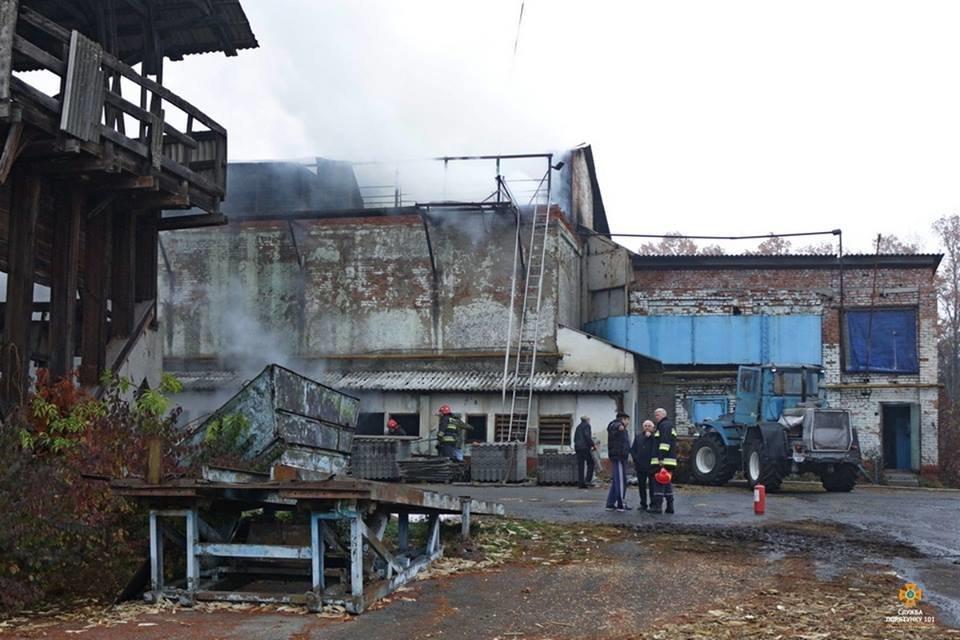 На Тернопільщині від ночі не можуть погасити масштабну пожежу (фото), фото-4