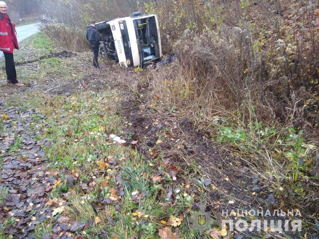 На Тернопільщині в ДТП потрапив рейсовий автобус: водій загинув на місці (ФОТО), фото-2