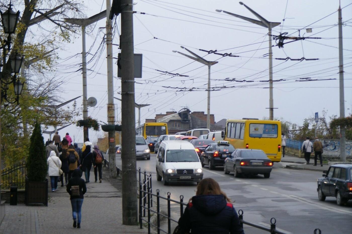 Флешмоб у Тернополі  #пішки_на_роботу в дії (ФОТО), фото-3