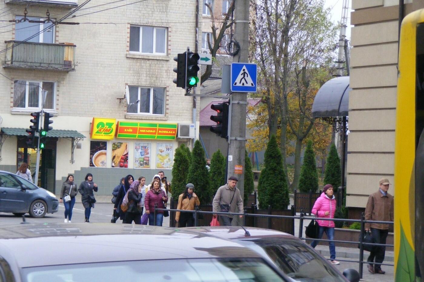 Флешмоб у Тернополі  #пішки_на_роботу в дії (ФОТО), фото-6