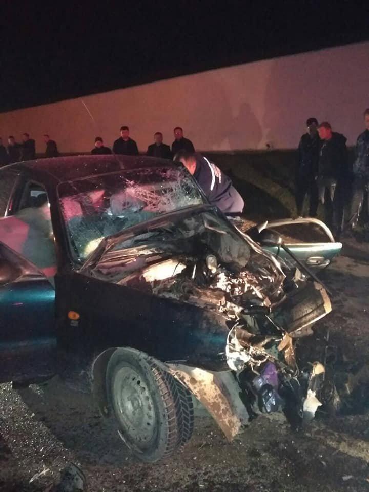 Три ДТП за участю одного автомобіля, на Тернопільщині водій декілька раз попадав в аварію, під час третьої – помер на місці (ФОТО), фото-1