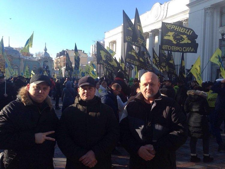 Тернополяни розпочали акцію протесту під стінами Верховної Ради (ФОТО), фото-2