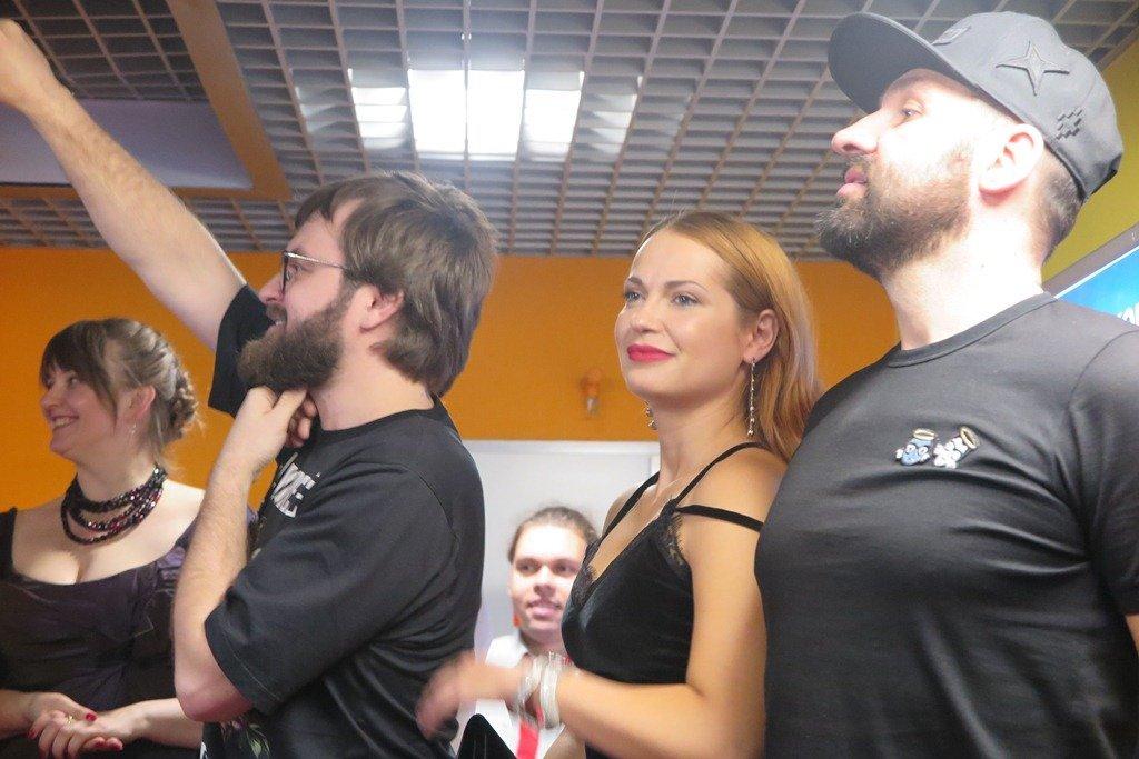 """Тернополяни """"феєрично"""" зустріли Дзідзя перед показом кінофільму """"DZIDZIO Перший Раз"""" (ФОТО), фото-1"""