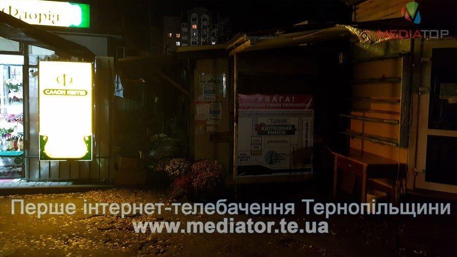 Тернополяни купуватимуть квіти уже на новому ринку, старий забрали під забудову (ФОТО), фото-7