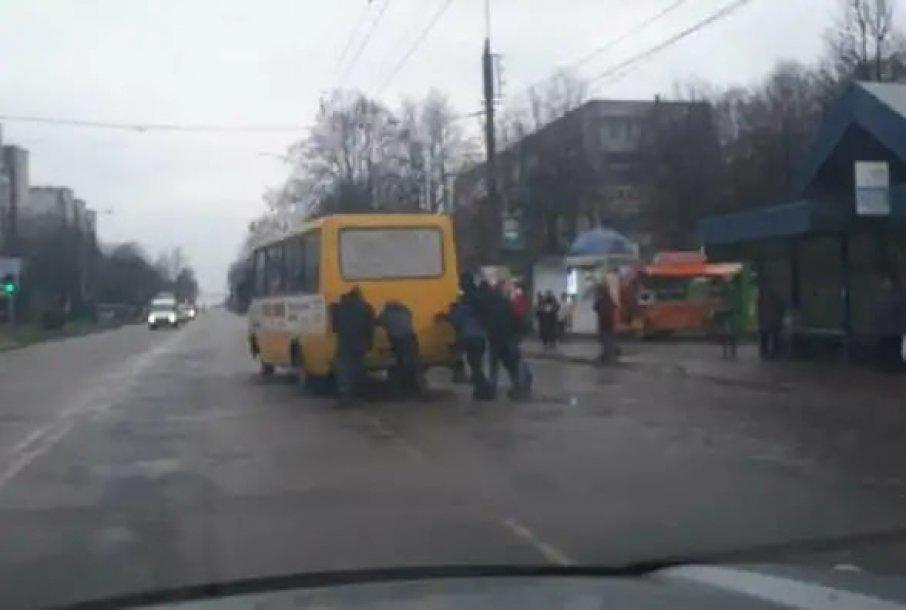 """""""Шпроти в банці"""": Тернопіль не радіє поверненню маршруток (ФОТО), фото-3"""
