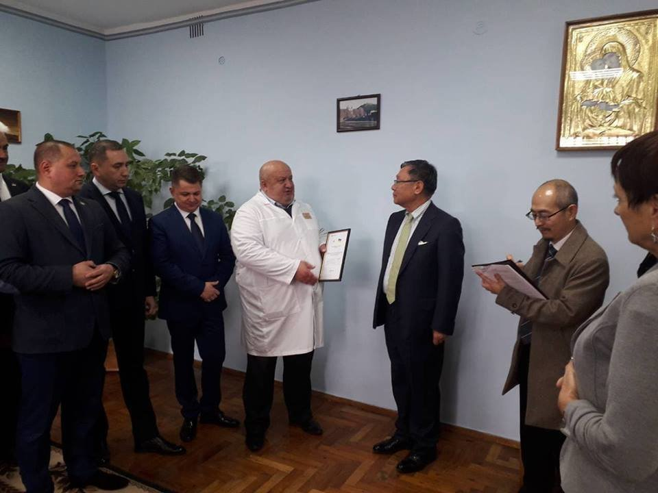 На Тернопільщину з важливою місією прибув посол Японії (ФОТО+ВІДЕО), фото-2