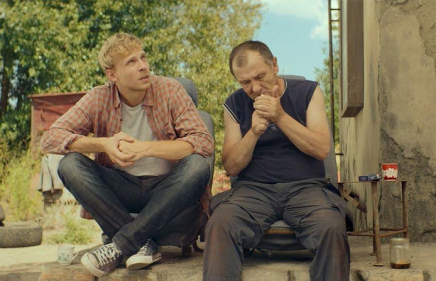 «Не без матюків, бандитів, рекету й інтиму», — у Тернополі показали фільм за романом Жадана (ВІДЕО), фото-1