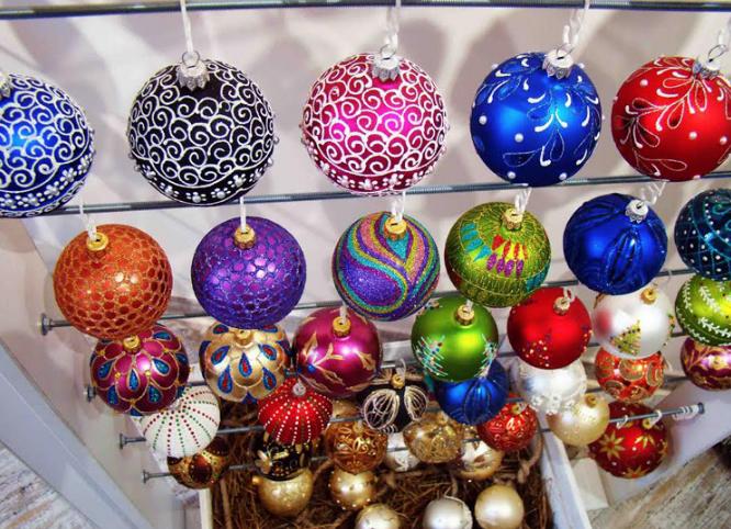 На Тернопільщині талановиті майстрині створюють унікальні ялинкові іграшки (ФОТО), фото-1