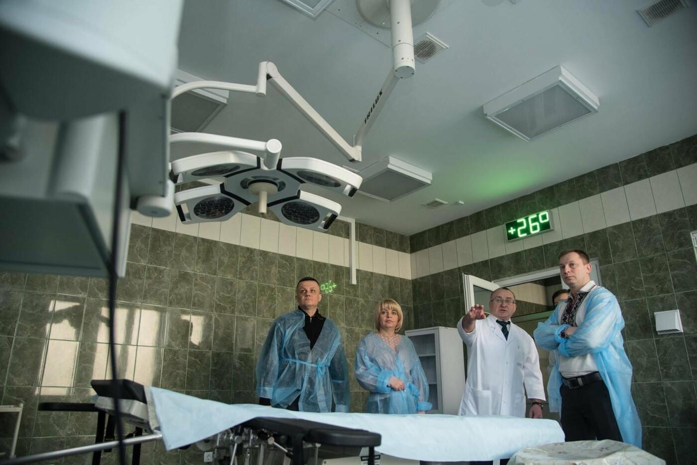 Степан Барна відвідав новонароджених у перинатальному центрі «Мати і дитина» (Фото), фото-4