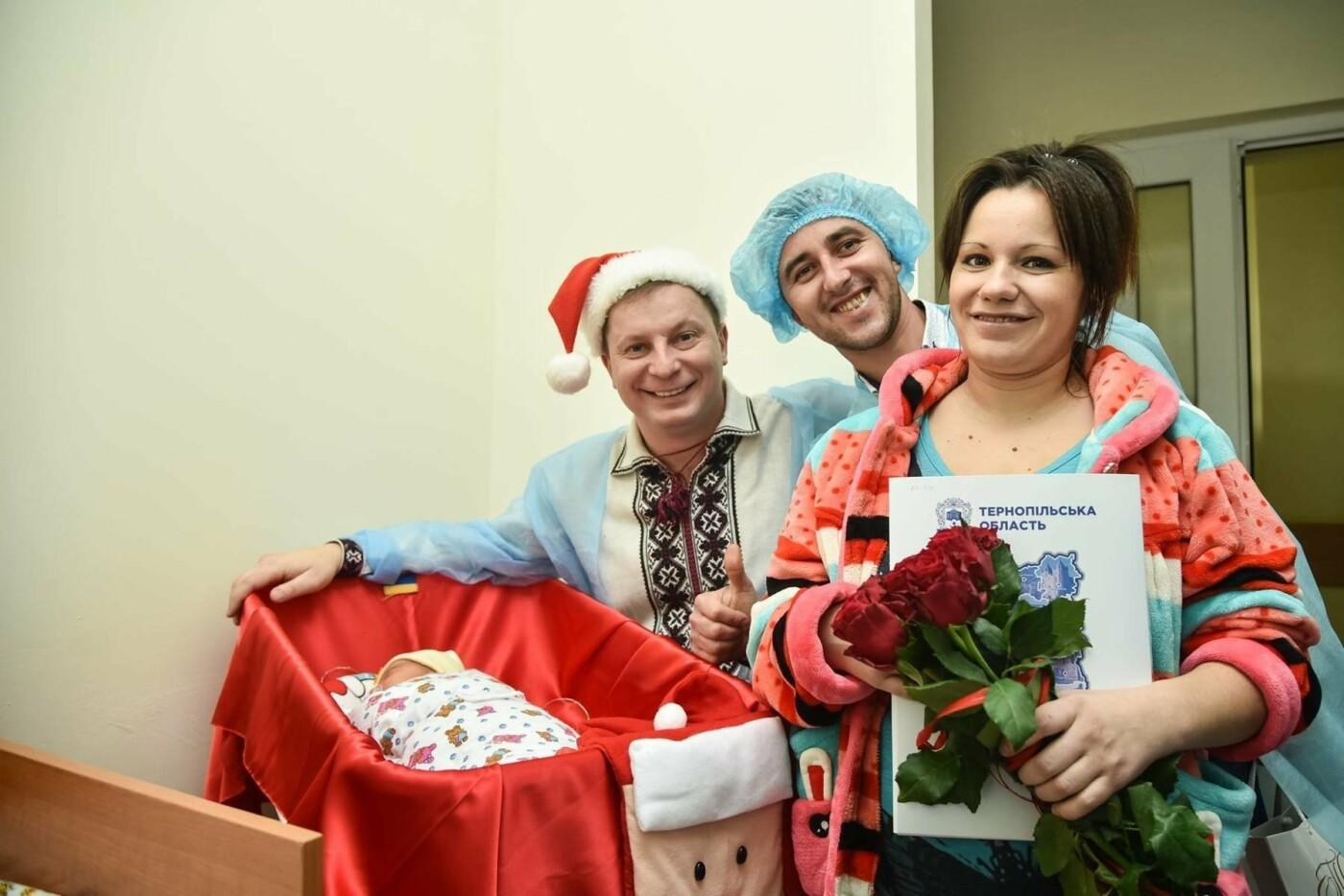 Степан Барна відвідав новонароджених у перинатальному центрі «Мати і дитина» (Фото), фото-5