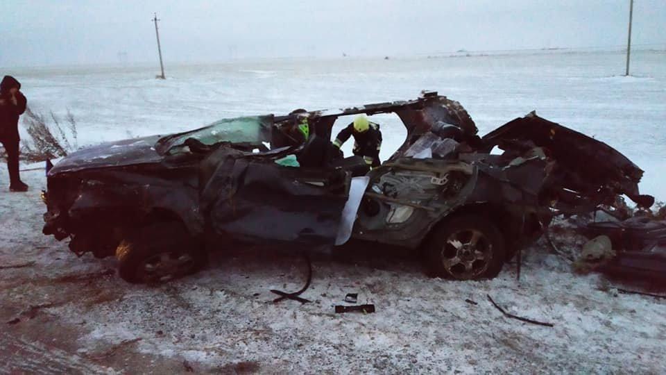 Жахлива ДТП на Тернопільщині: двоє людей загинуло, решту госпіталізовано (ФОТО), фото-2