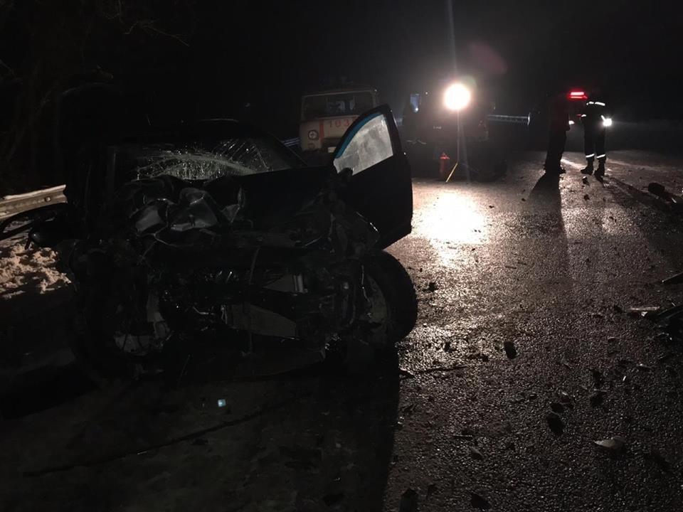 Жахлива ДТП під Тернополем: одна людина загинула, троє травмованих (ФОТО), фото-1
