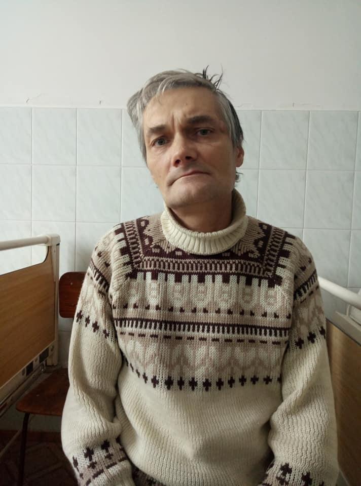 На Тернопільщині виявили чоловіка, який не знає хто він (фото), фото-1