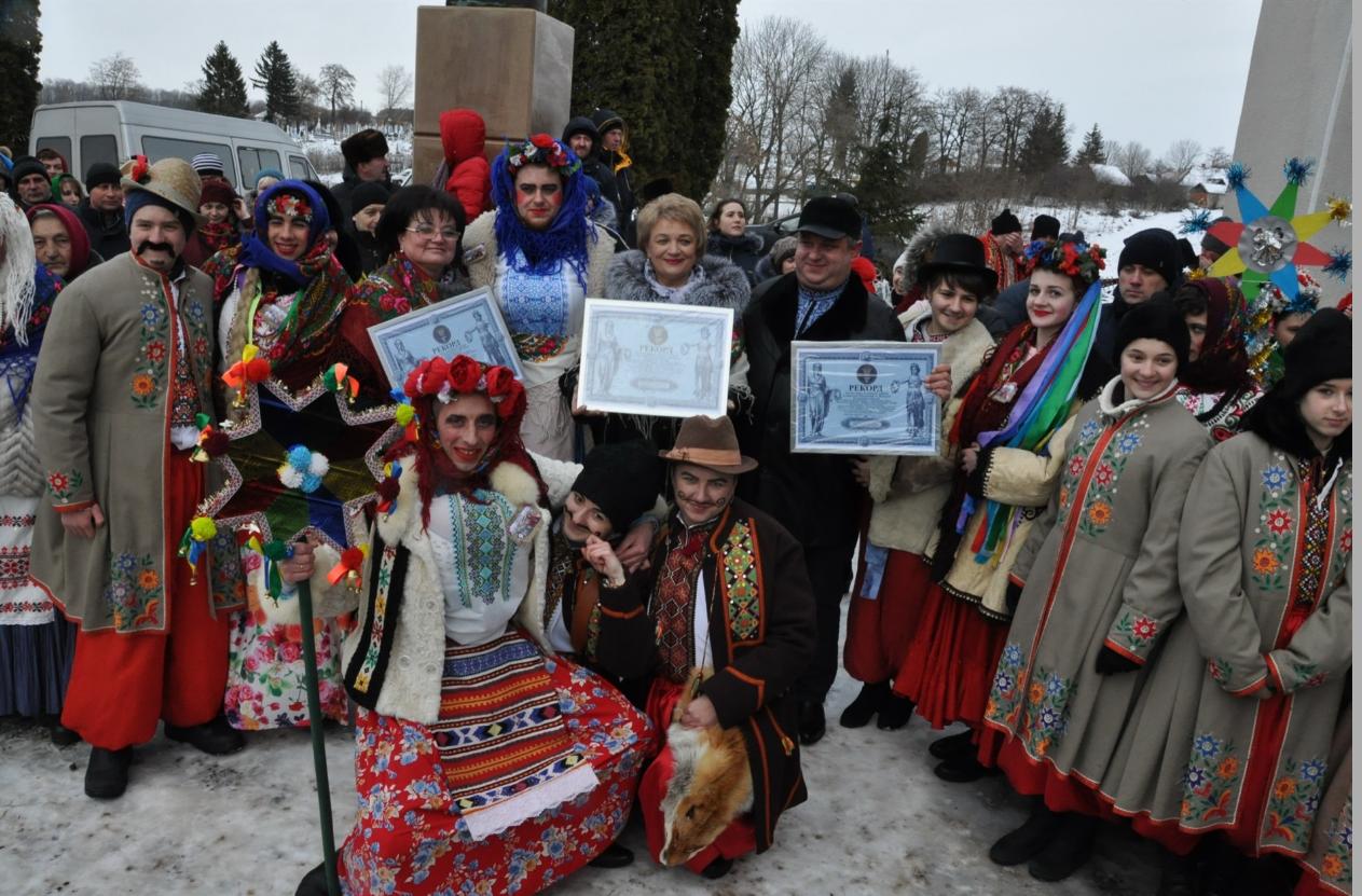 На Тернопільщині встановили національний рекорд України (ФОТОРЕПОРТАЖ), фото-3
