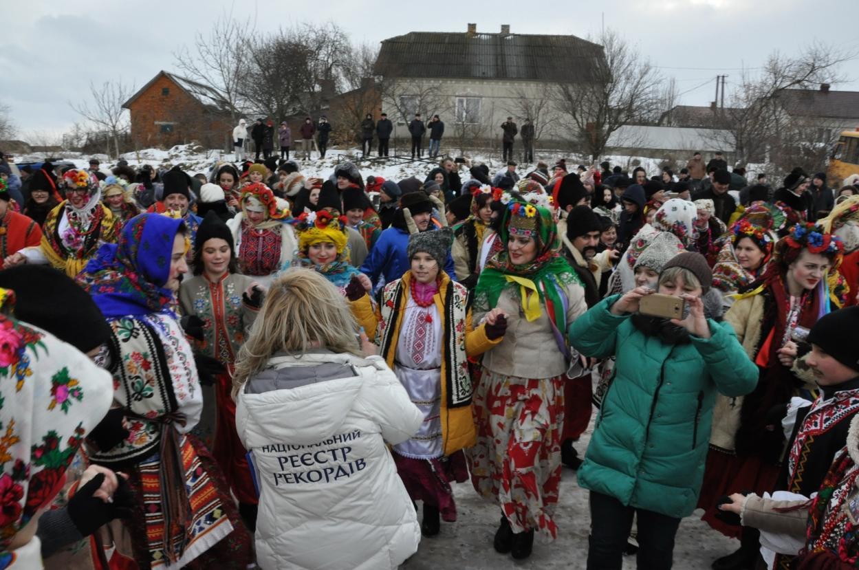 На Тернопільщині встановили національний рекорд України (ФОТОРЕПОРТАЖ), фото-1