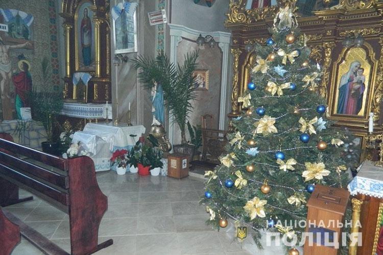 Поліцейські упіймали злодія, котрий обікрав церкву на Тернопільщині (ФОТО), фото-3