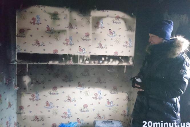"""""""Донька боїться бути сама"""": сім'я тернополян вчиться жити наново після страшної пожежі (Фото), фото-1"""