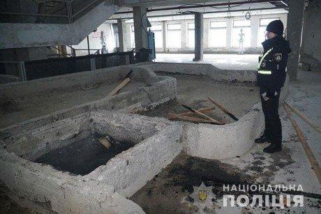 Стало відомо, чому в Тернополі горіла недобудована бібліотека (ФОТО), фото-1