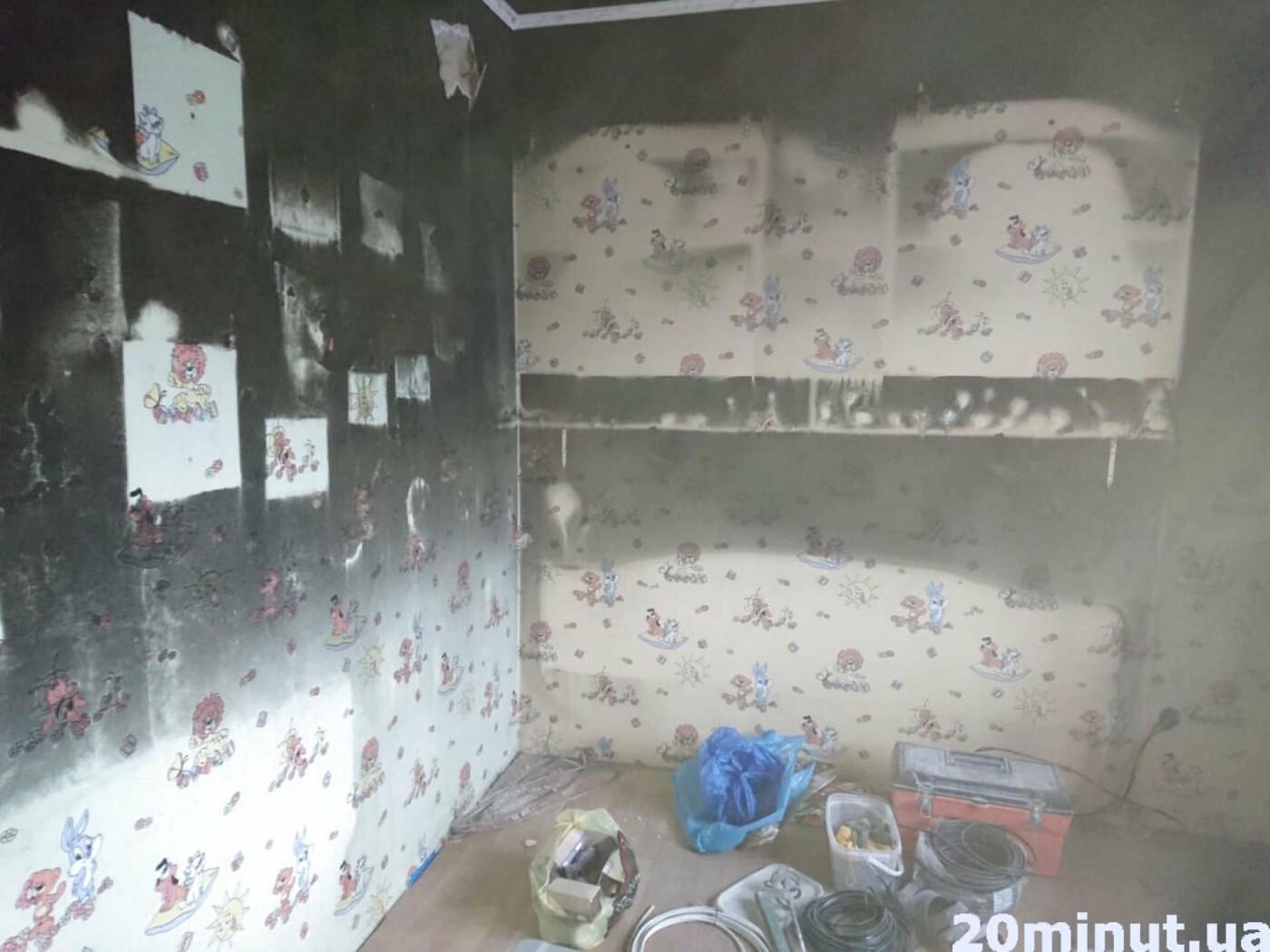 """""""Донька боїться бути сама"""": сім'я тернополян вчиться жити наново після страшної пожежі (Фото), фото-6"""